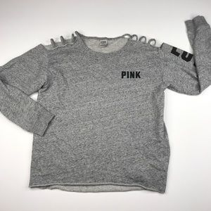Victoria's Secret PINK Long Sleeved Sweatshirt